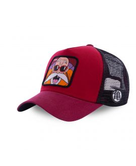 Casquette Capslab Dragon Ball Z Kame Rouge