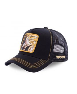Casquette Caplabs Dragon Ball Goku Noir