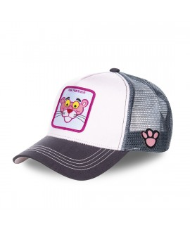 Trucker Cap Capslab Pink Panther White