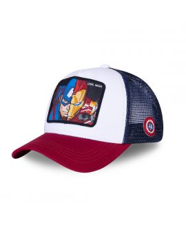 Casquette Marvel Civil War CapsLab
