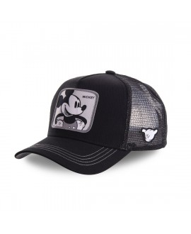 Capslab Disney Mickey Black Cap