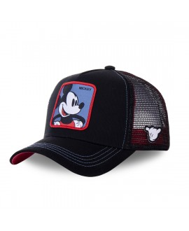 Trucker Cap Capslab Disney Mickey Black
