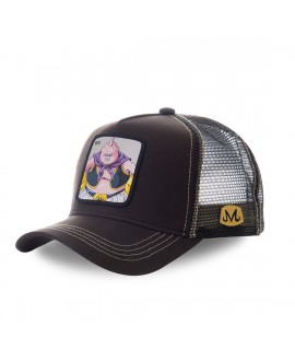 Trucker Cap Capslab Dragon Ball Z Buu Black