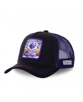 Trucker Cap Capslab Dragon Ball Z Frieza Black