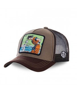 Trucker Cap Capslab Dragon Ball Z Namek Brown