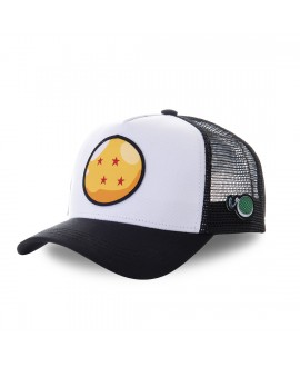 Capslab Dragon Ball Z 3 Crystal White Cap