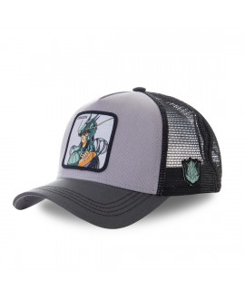 Capslab Saint Seiya Dragon Grey Cap