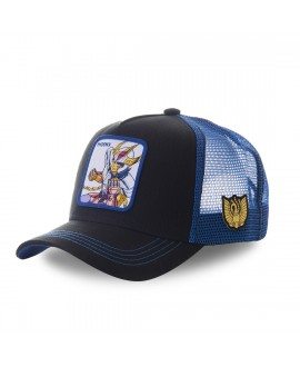 Capslab Saint Seiya Phoenix Black and Blue Cap