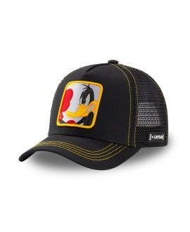 Capslab Looney Tunes Daffy Black Cap
