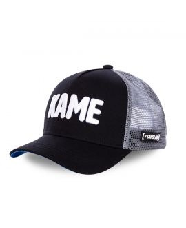 Capslab Dragon Ball Kame Black Cap