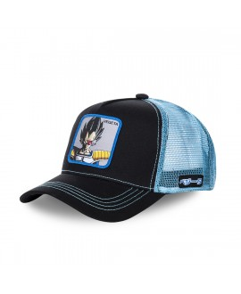 Capslab Dragon Ball Z Vegeta Saiyan Junior Cap with mesh