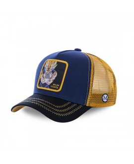Capslab Dragon Ball Z Majin Vegeta Junior Cap with mesh