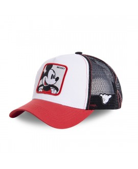 Capslab Disney Mickey Junior cap with mesh