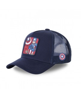 Capslab Marvel Captain America Junior cap with mesh