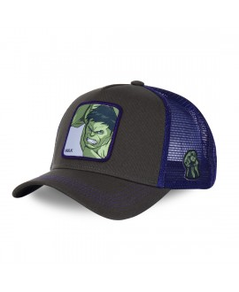 Capslab Marvel Hulk Junior cap with mesh