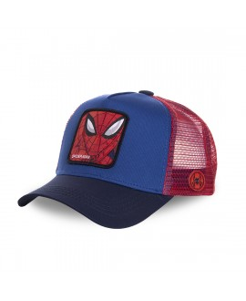 Capslab Marvel Spider-Man Junior cap with mesh