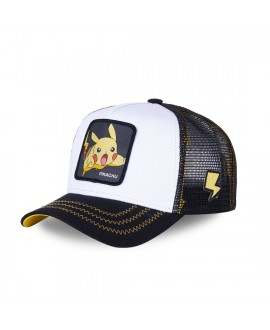 Capslab Pokemon Pikachu Junior cap with mesh