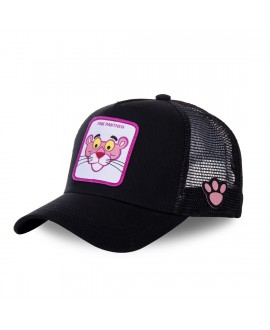 Capslab Pink Panther Junior cap with mesh