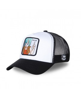 Casquette trucker Dragon Ball Z Bulma