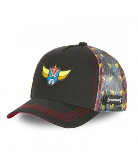 Men's Capslab Goldorak Mask Cap