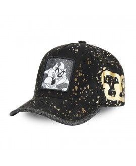 Men's Capslab Looney Tunes Taz print effect Cap