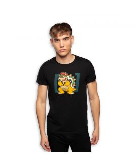 Men's Super Mario Bowser Tee Shirt