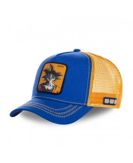 Men's Capslab Dragon Ball Z Goku Cap
