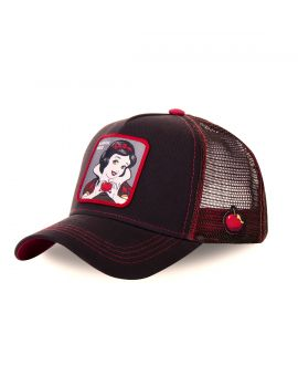 Disney Snow White Black Trucket Cap