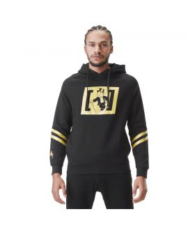 Sweat à capuche homme Monopoly Boardwalk Noir