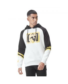 Sweat à capuche homme Monopoly Boardwalk Blanc
