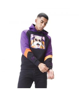 Men's Dragon Ball Z Kame Purple Hoodie