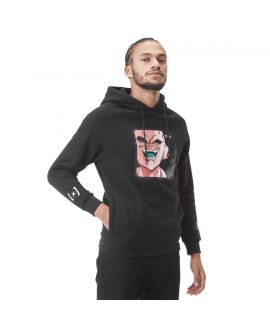 Men's Dragon Ball Z Buu Black Hoodie