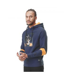Men's Dragon Ball Z Goku Dark Blue Hoodie