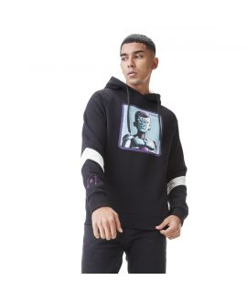Men's Dragon Ball Z Frieza Black Hoodie