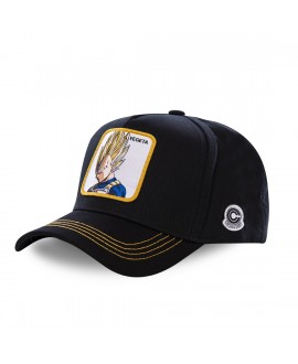 Men's Capslab Dragon Ball Z Vegeta Cap