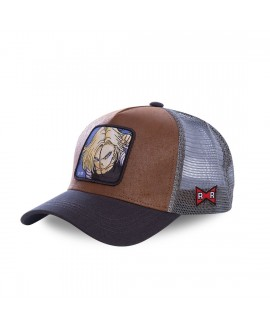 Men's Capslab Dragon Ball Z C-18 Cap