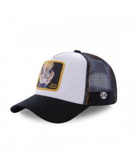 Men's Capslab Dragon Ball Z Majin Vegeta Cap