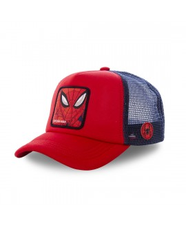 Men's Capslab Marvel Spider Man Cap
