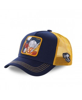 Casquette filet Capslab Marvel Thor Bleu