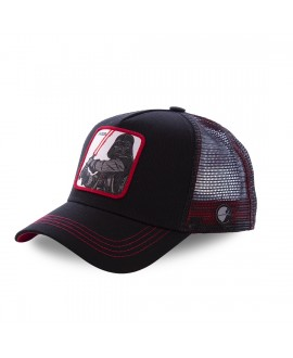 Casquette filet Capslab Star Wars Dark Vador Noir