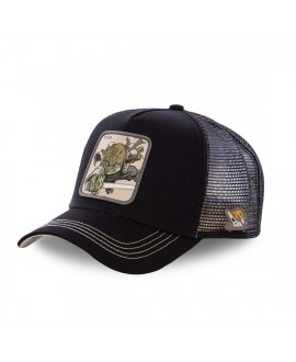 Casquette filet Capslab Star Wars Yoda Noir