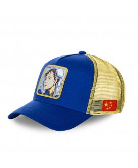 Street Fighter Chun-Li Cap